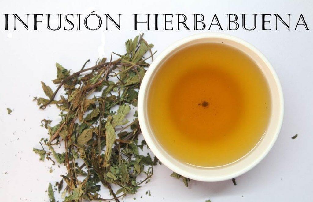 infusión de hierbabuena para qué sirve