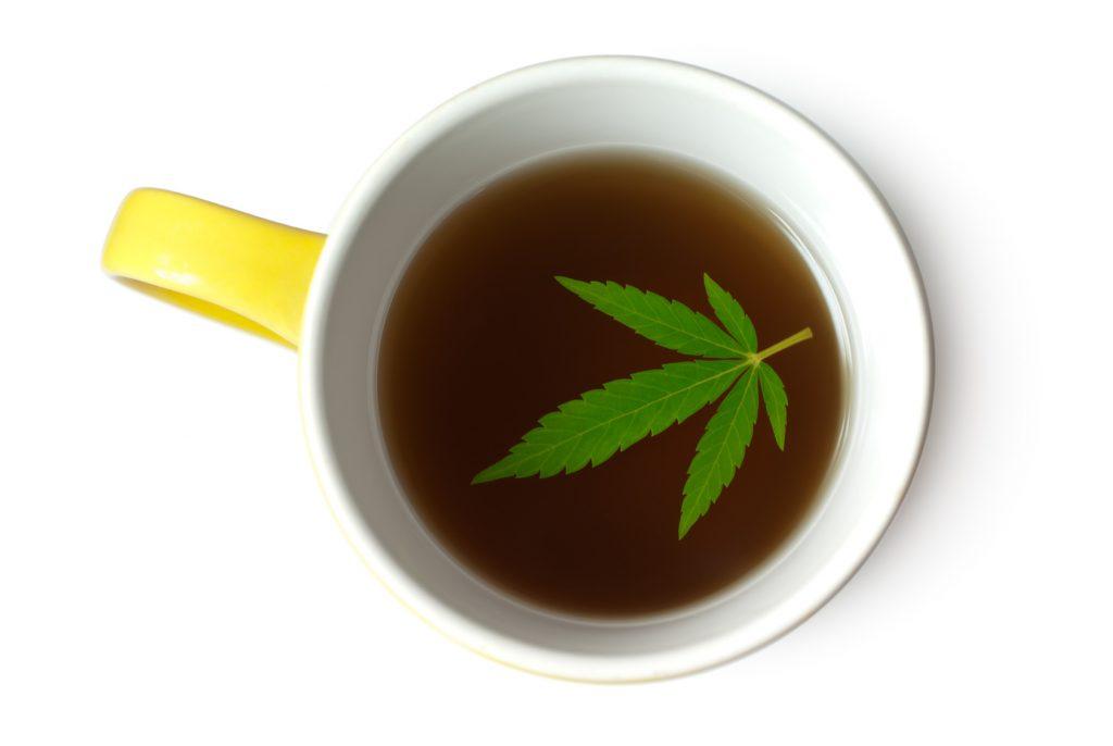 Infusión de marihuana tratamiento