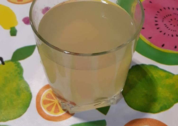 infusión de jengibre eucalipto limón y miel
