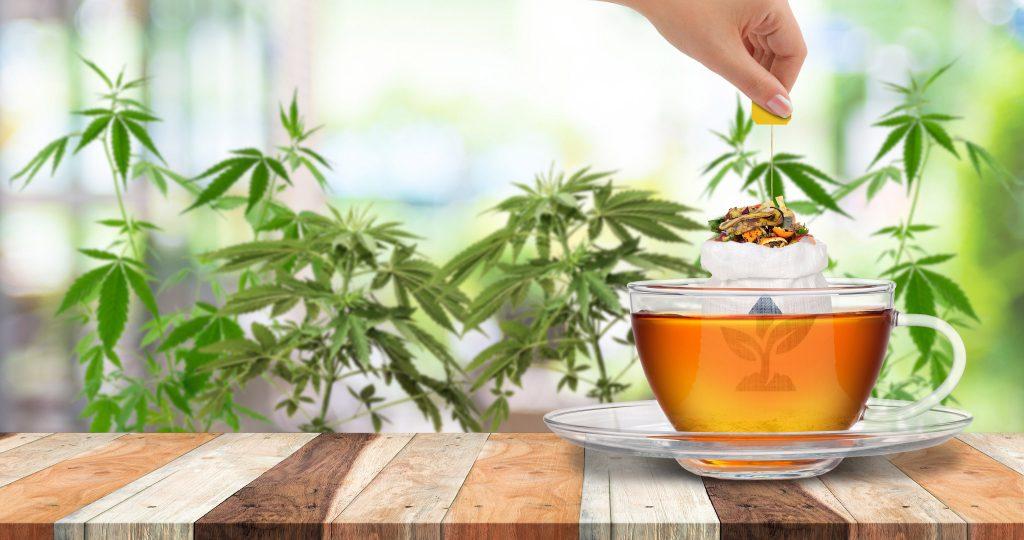 infusión de marihuana para dolores