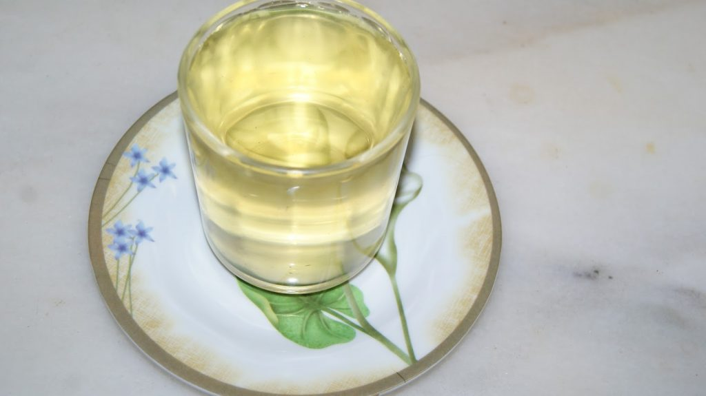 infusion de hoja de oliva