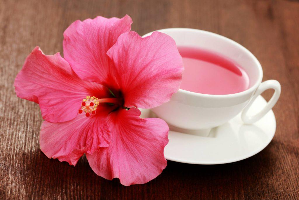 como hacer infusion de hibiscus