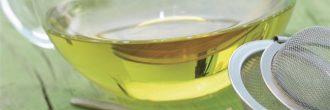 Infusión de hoja de olivo