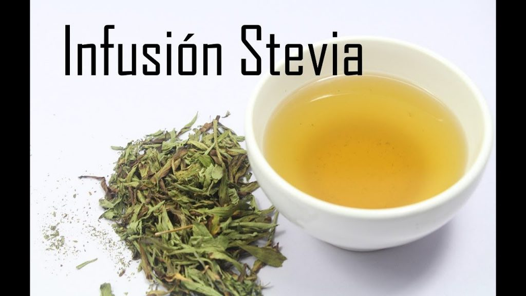 infusion stevia beneficios