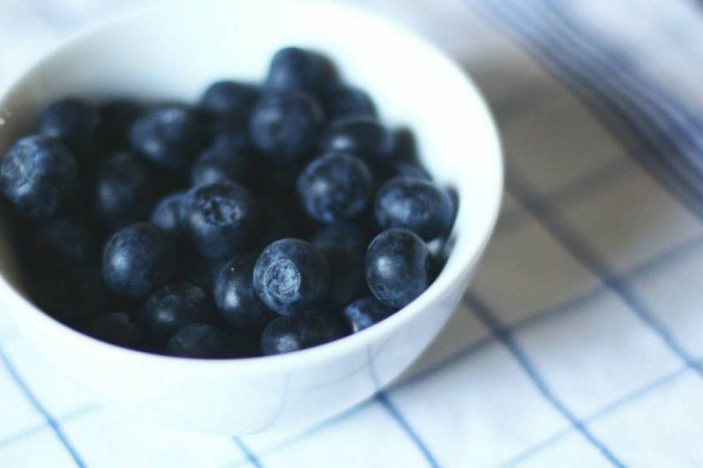 infusion de arandanos azules