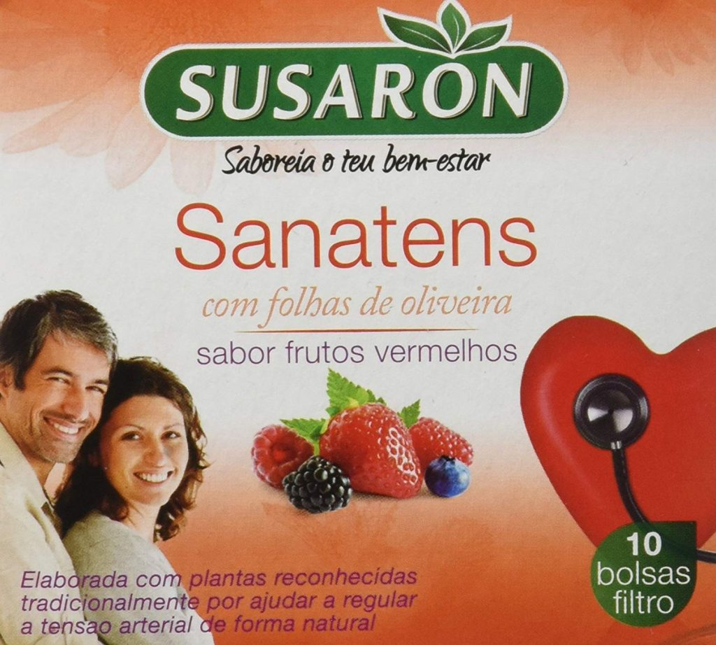 infusion de hojas de olivo para el colesterol