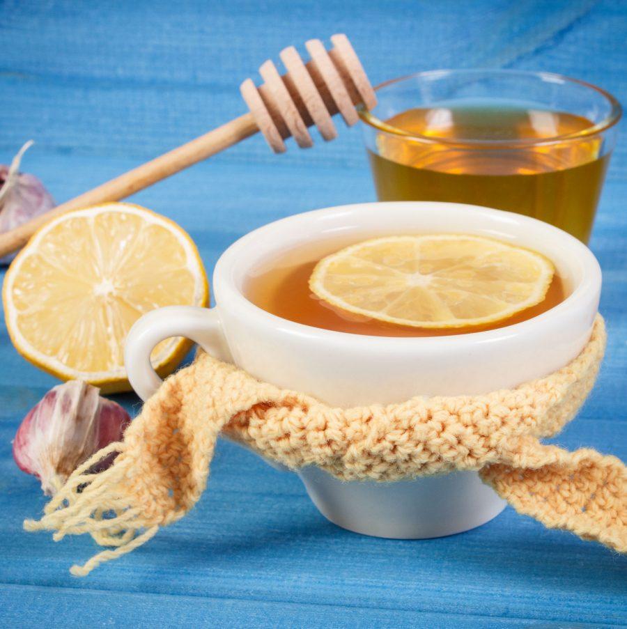 infusión de ajo para que sirve