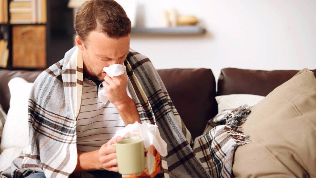 infusion casera para el resfriado